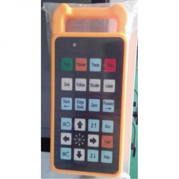 Atlantic Cnc Fiber Laser Cutting Machine Type Hflgse3015 3000w Remote Control