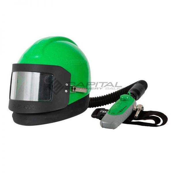 Nova 2000 Respirator Abrasive Sandblasting Helmet 001