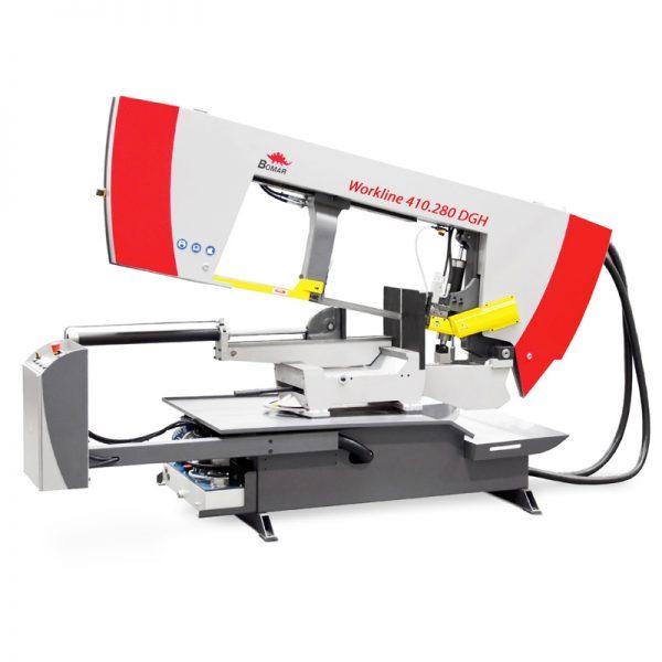 Bomar Workline 410 280dgh Bandsaw 001