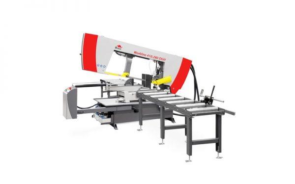 Bomar Workline 410 280dgh Bandsaw 002