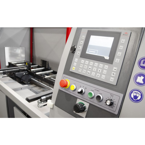 Bomar Ergonomic 290 258 Dganc Semi Automatic Bandsaw 003
