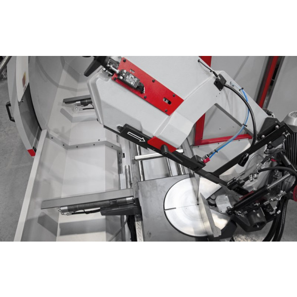 Bomar Ergonomic 290 258 Dganc Semi Automatic Bandsaw 005