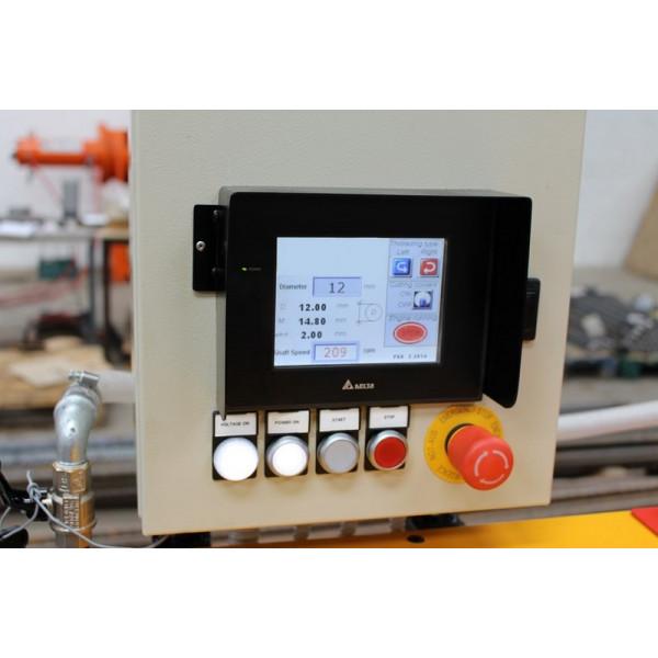 Cergil F60 V16 Semi Automatic Screen Threading Machine 002
