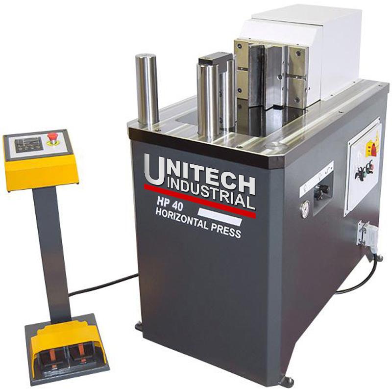Hydraulic Hydraulic Horizontal Press Hp40