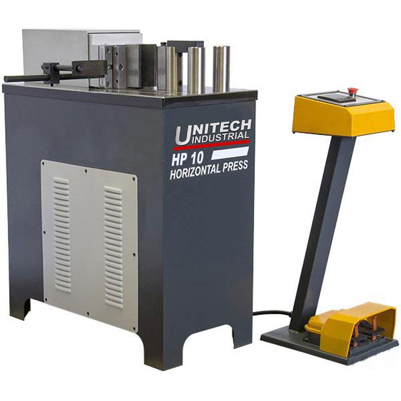 Unitech Hp 10 Hydraulic Horizontal Press