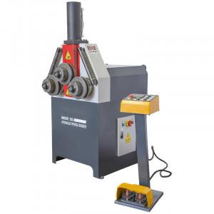 Unitech Msr50 Hydraulic Profile Section Rolls Bending Machine
