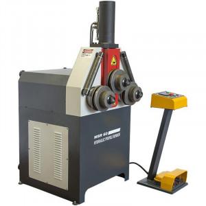 Unitech Msr60 Hydraulic Profile Section Rolls Bending Machine