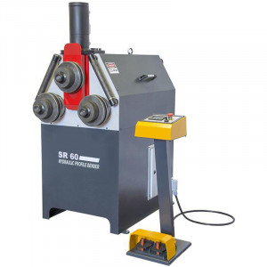 Unitech Sr60 Hydraulic Profile Section Rolls Bending Machine 001