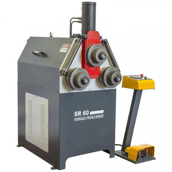 Unitech Sr60 Hydraulic Profile Section Rolls Bending Machine 002