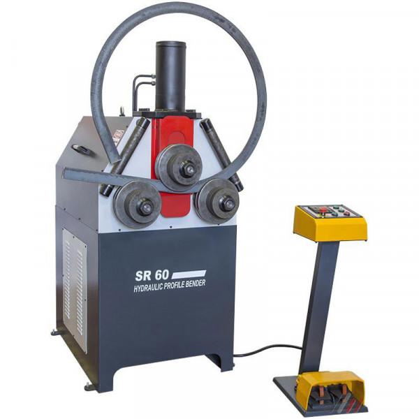 Unitech Sr60 Hydraulic Profile Section Rolls Bending Machine 003