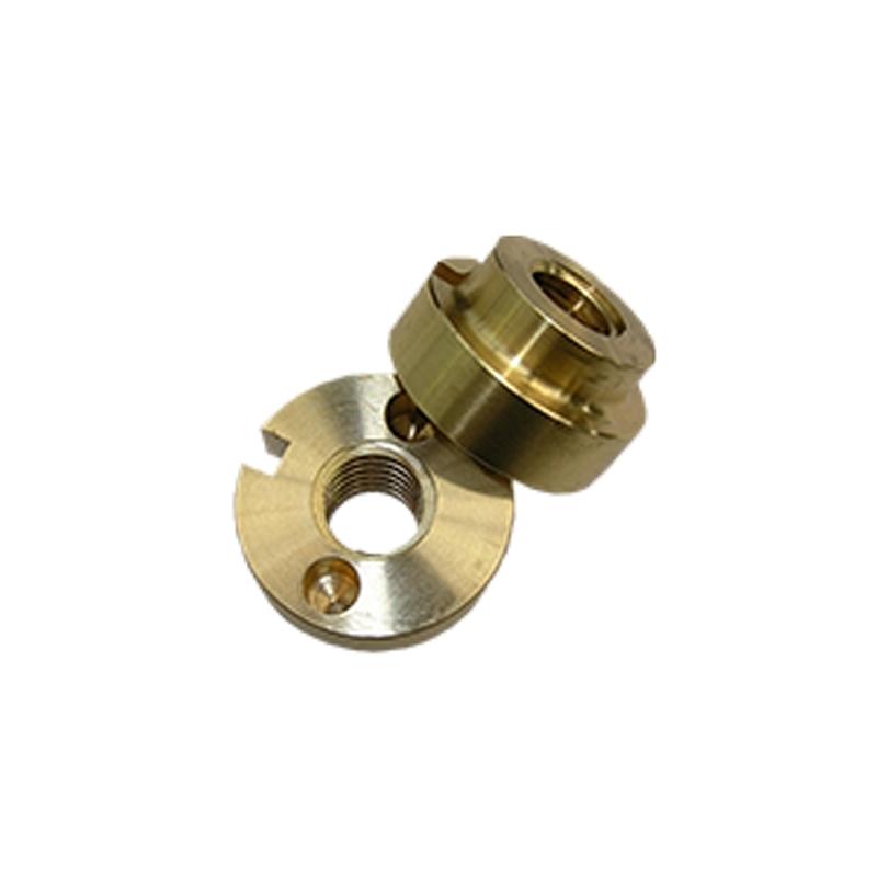 Brobo Brass Nut Vice Brass