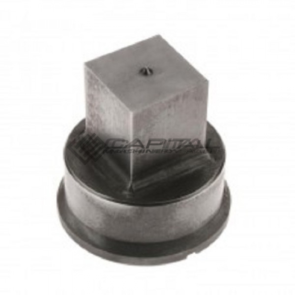 Geka No 6 Square Punch For Geka Iron Worker