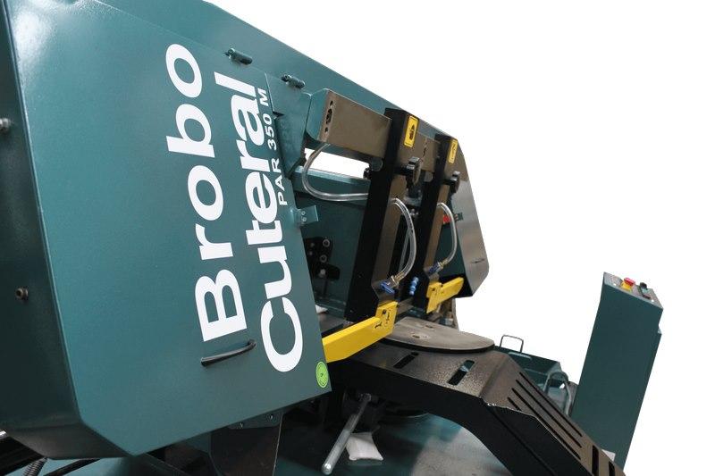 Brobo Par350m Fully Automatic Miter Bandsaw Machine 004