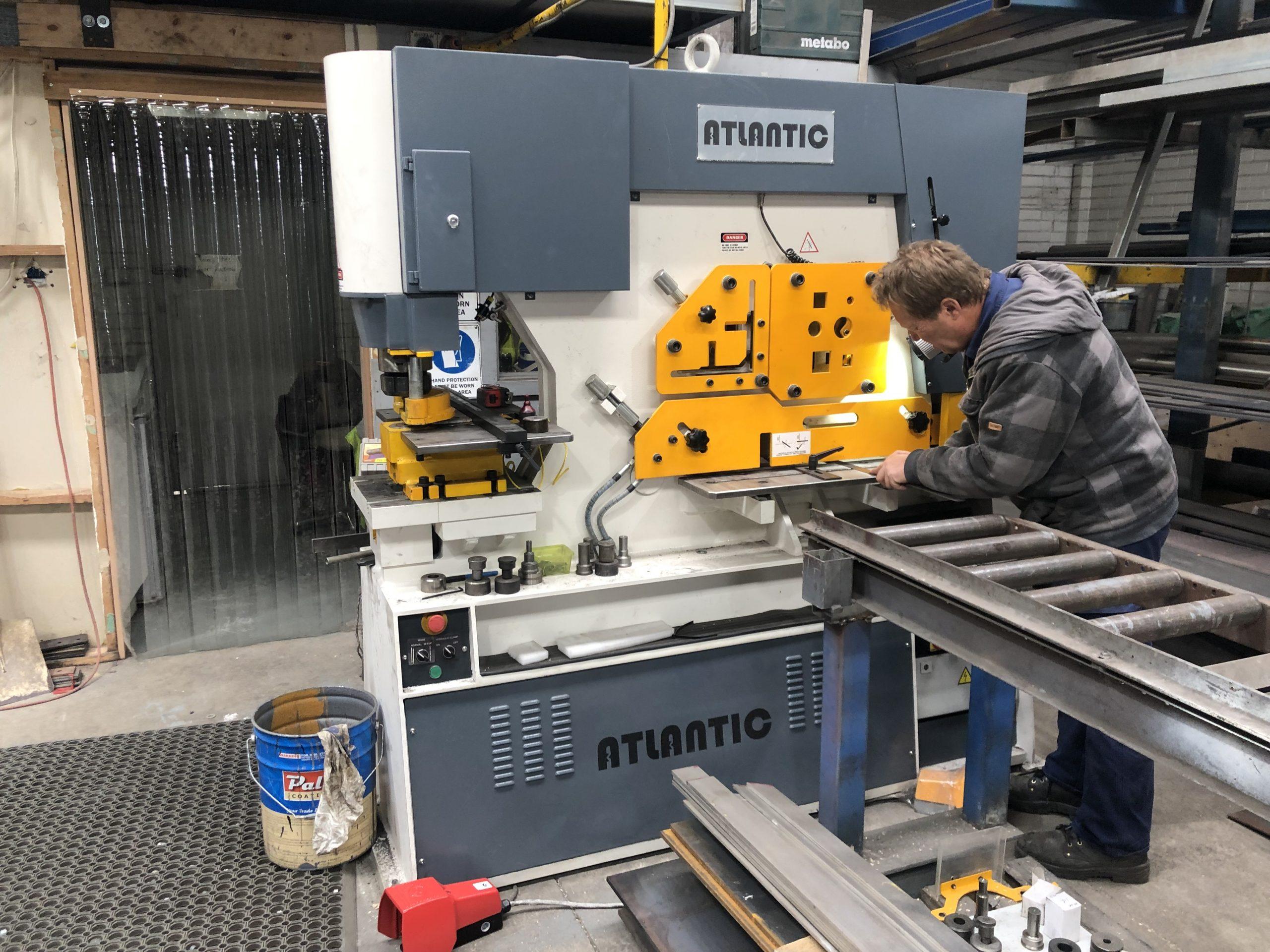 Kingsland Atlantic Multi 125 Iron Worker For Sale In Australia 1