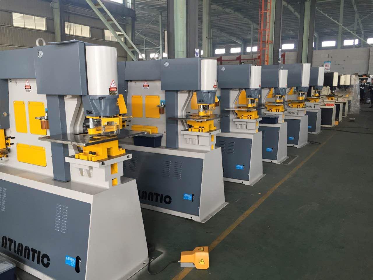 Kingsland Atlantic Multi 125 Iron Worker For Sale In Australia 3