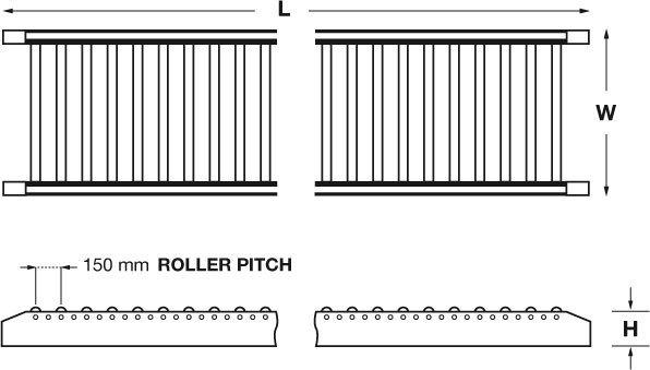 Medium Duty Roller Conveyor In Australia
