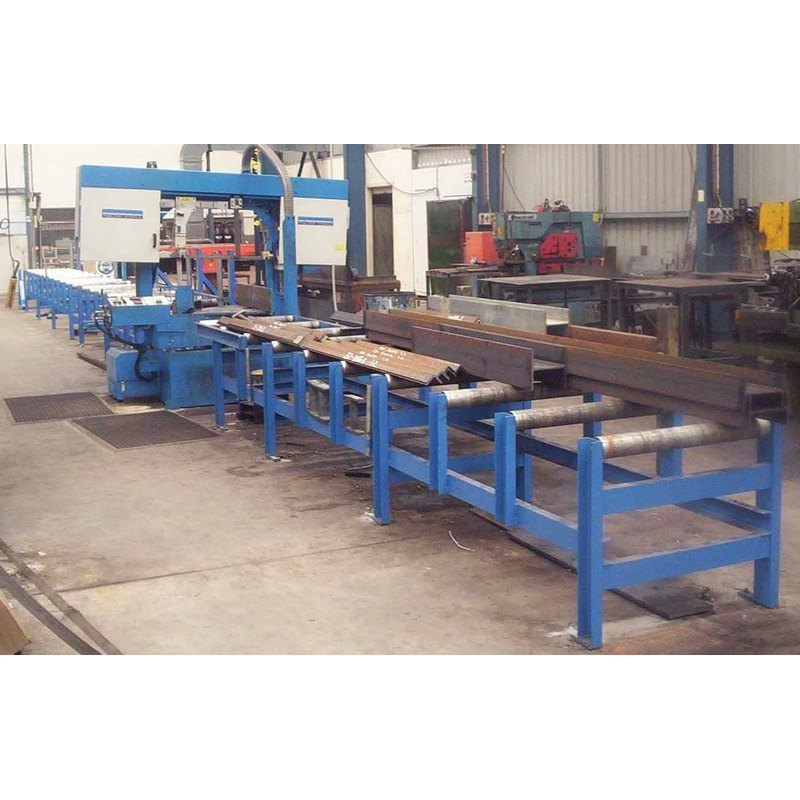 Used Parkanson Pk700dms And Conveyor System Main