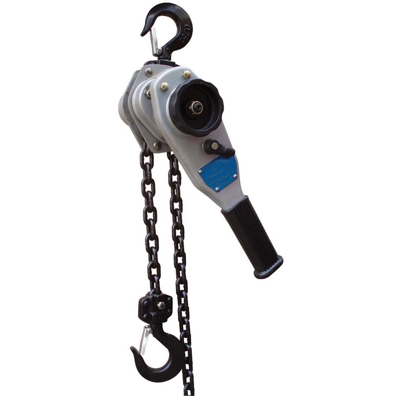 SMG Lever Hoists Load Limited With The Added Safety Of Overload Protection