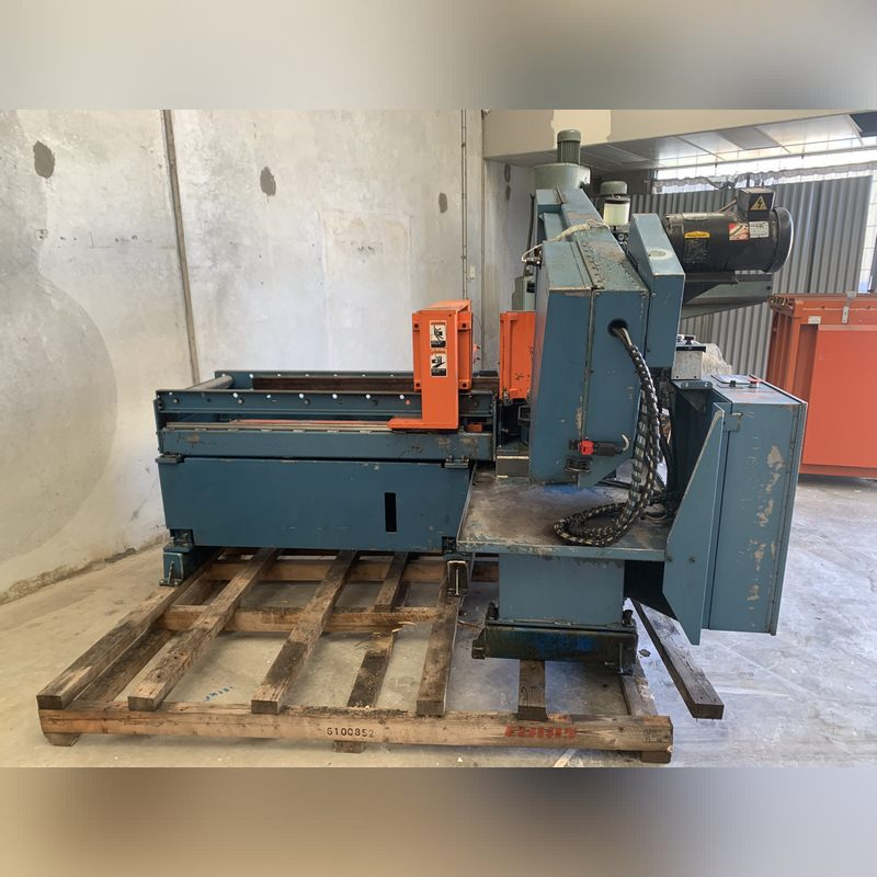 Used Doall Nc Automatic Bandsaw 002