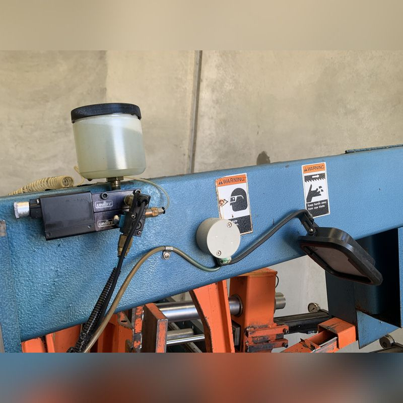 Used Doall Nc Automatic Bandsaw 004