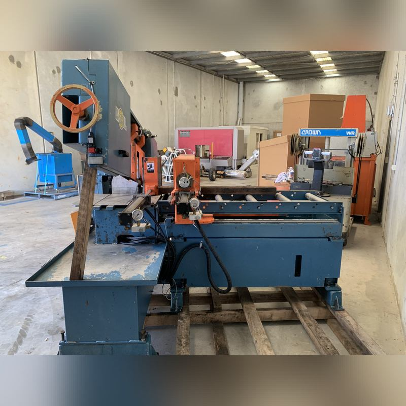 Used Doall Nc Automatic Bandsaw 005