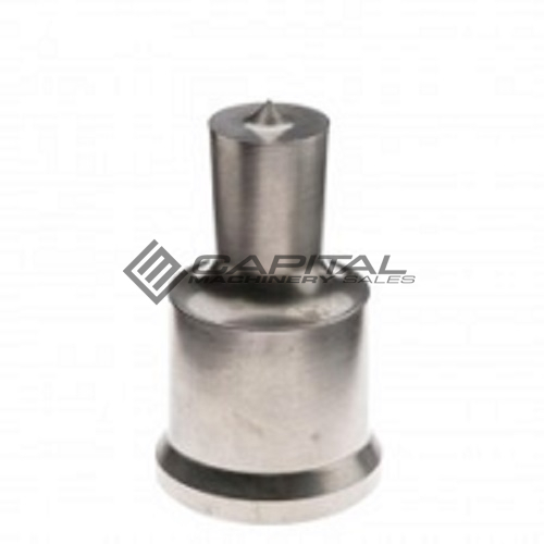Steelmaster Round Punch For Steelmaster Iron Worker