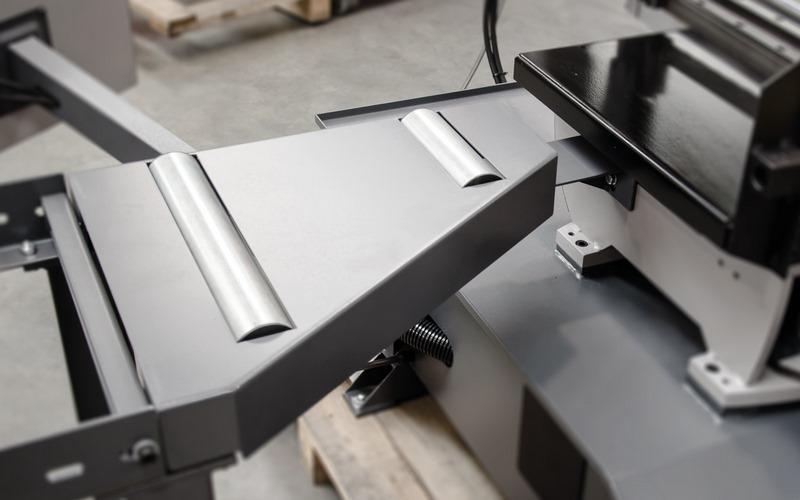 Bomar Type M Saw Roller Conveyor Material Handling System 003