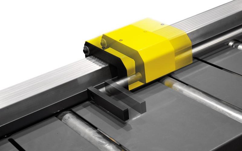 Bomar Type M Saw Roller Conveyor Material Handling System 004