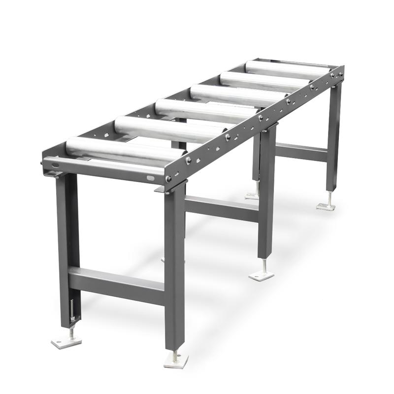 Bomar Type T Saw Roller Conveyor Material Handling System 001