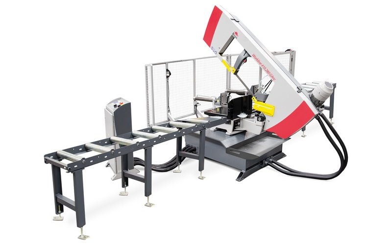 Bomar Type T Saw Roller Conveyor Material Handling System 003