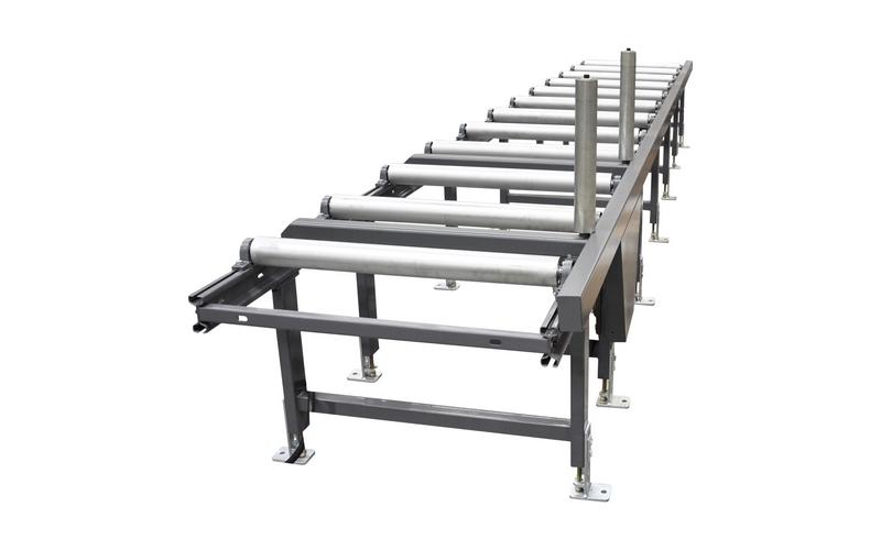 Bomar Type Xp Saw Roller Conveyor Material Handling System 002