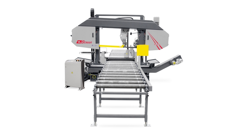 Bomar Type Xp Saw Roller Conveyor Material Handling System 004