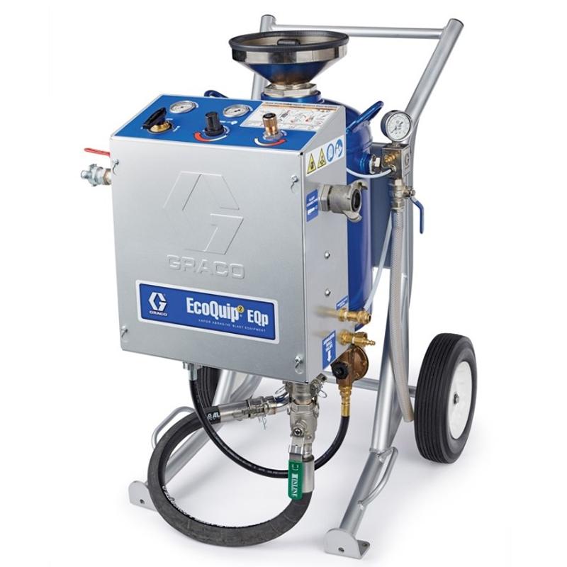 Ecoquip 2 Eqp Atex System Wet Blasting Equipment