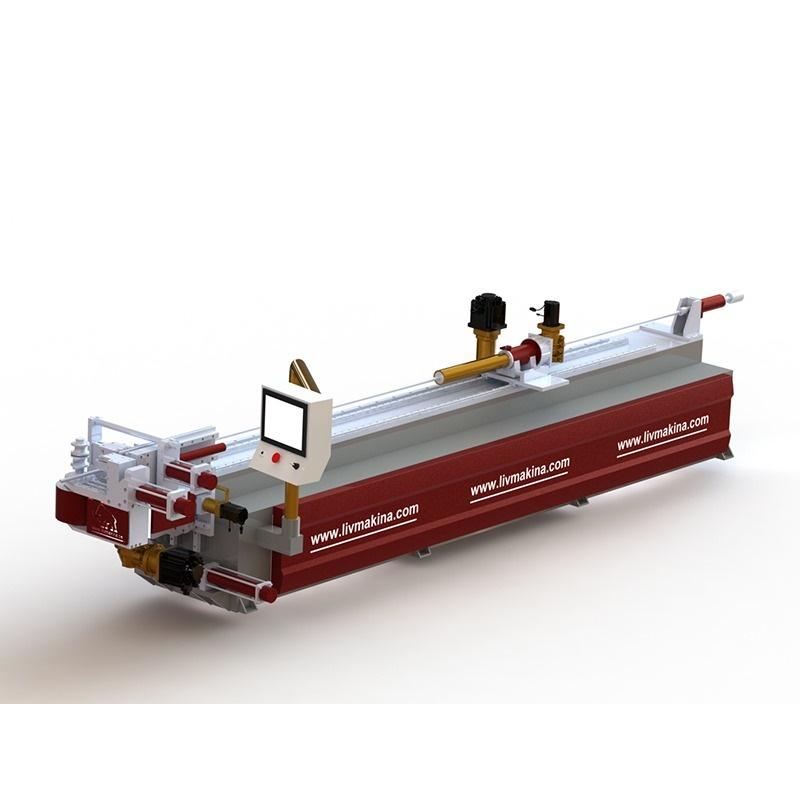 livmakina lvh 42 cnc r3 tube bending machine