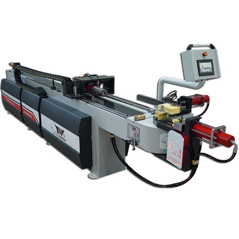 livmakina lvh 51 semi cnc tube bending machine