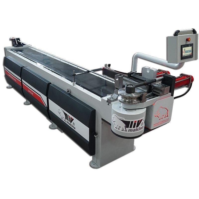 livmakina lvh 65 nc semi automatic tube bending machine 002