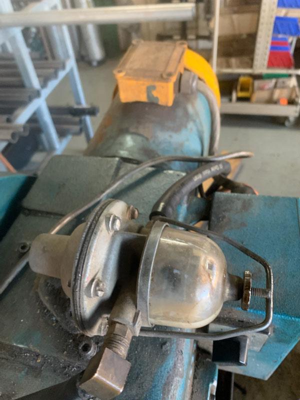 Old Style Brobo Coolant Pump
