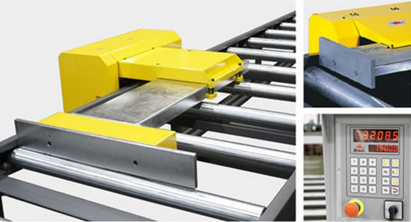 Xnca Length Stop Systems With Automatic Positioning