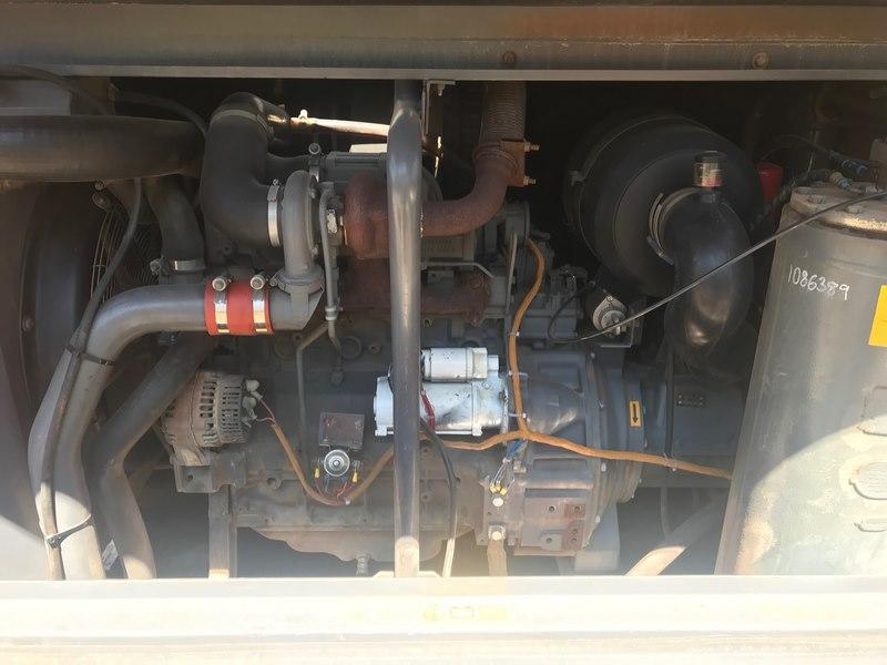 Atlas Copco Compressor Xas175 Compressor With Air Dryer 006