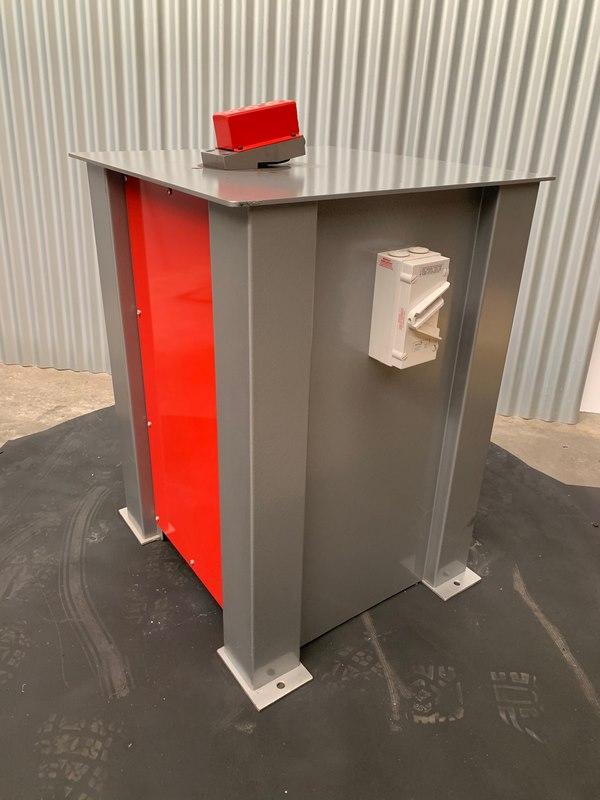Power Flanger 16 Gauge Australian Made 002