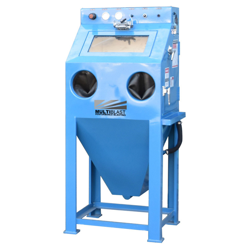 Multiblast 6868w Wet Abrasive Blasting Cabinet