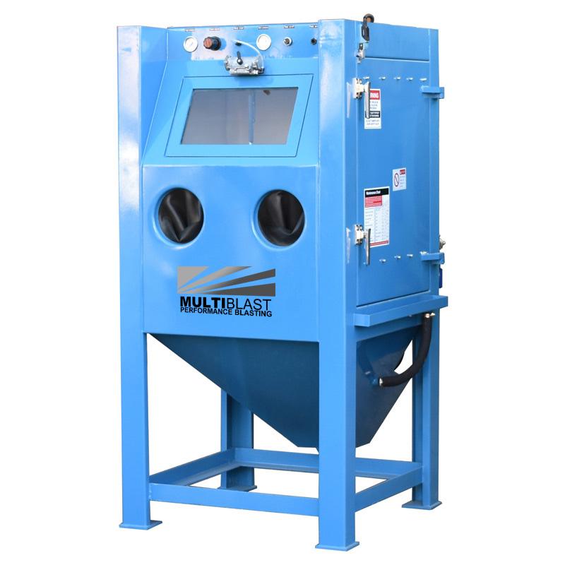 Multiblast 9090w Wet Blasting Cabinet
