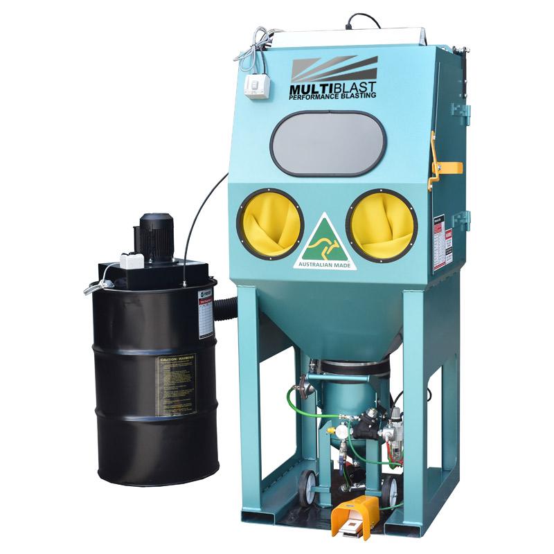 Multiblast PRO800 Pressure Blasting Cabinet