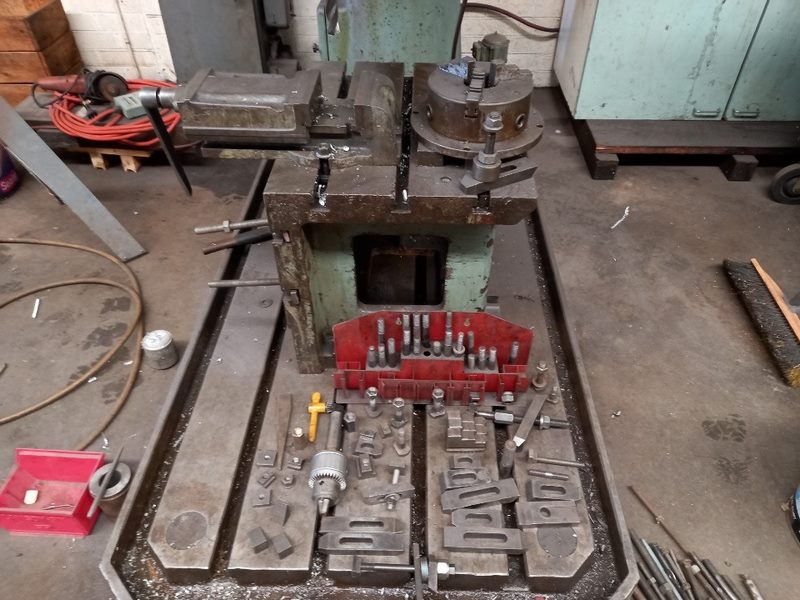 Used Radial Arm Drill 2