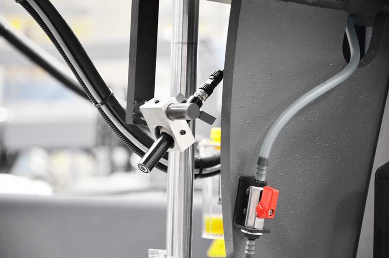Bomar Individual 520 360 Dganc Fully Automatic Mitre Cutting Horizontal Bandsaw 003