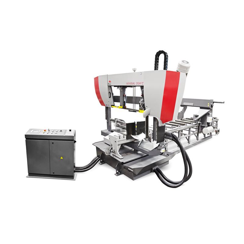 Bomar Individual 520 360 Dganc Fully Automatic Mitre Cutting Horizontal Bandsaw
