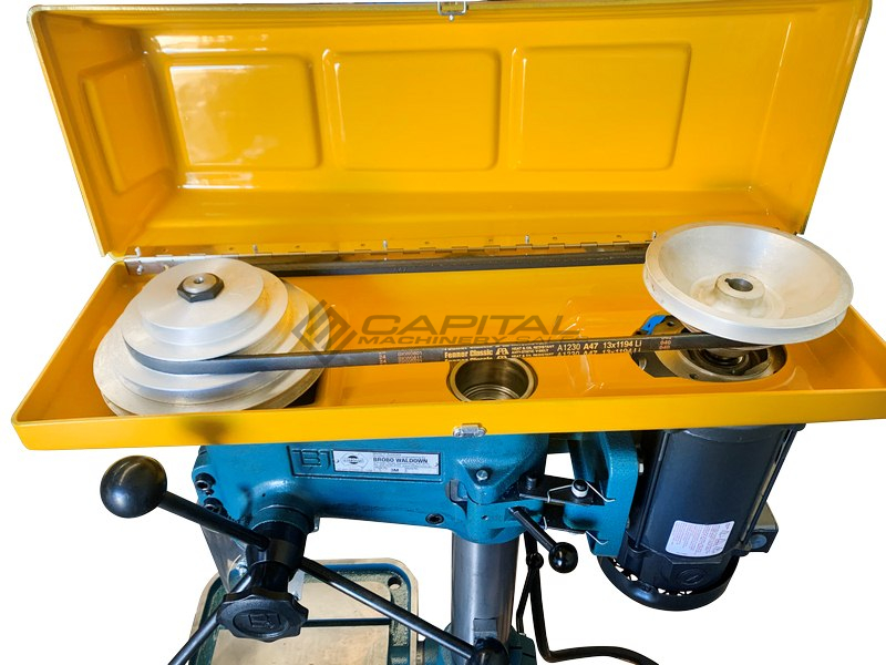 Brobo 3m Series Drill Bench Mount 007