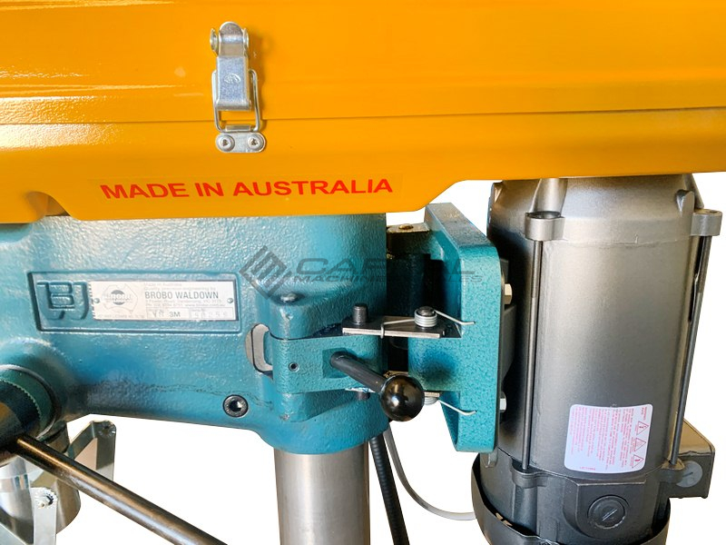 Brobo 3m Series Drill Bench Mount 008