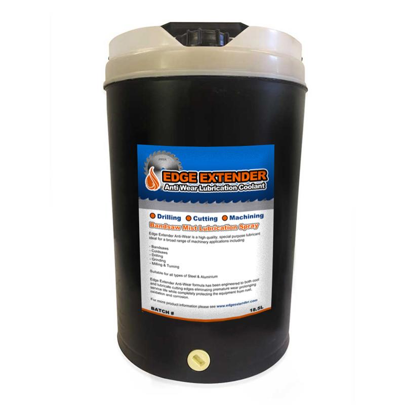 Edge Extender Bandsaw Vegetable Oil Based Lubrication Cutting Oil 18 5l