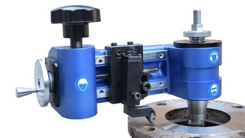 Smg F350 Portable Flange Facing Machine 002